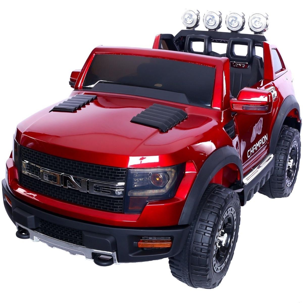 Camioneta Ford Raptor Full Control Remsilla Cuero Pintada   1099900 en Mercado Libre