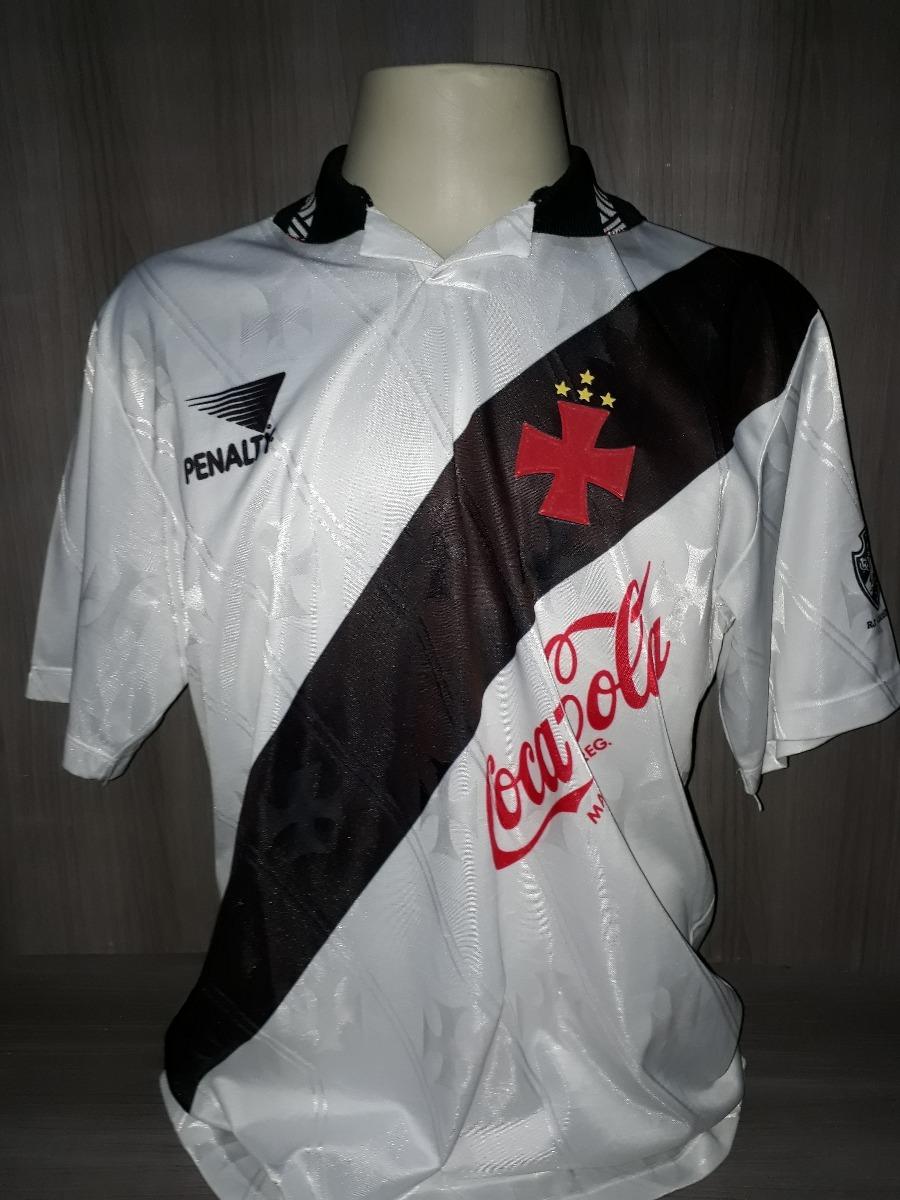 8d295b4eb2f48 Camisa Vasco Da Gama Penalty Coca Cola