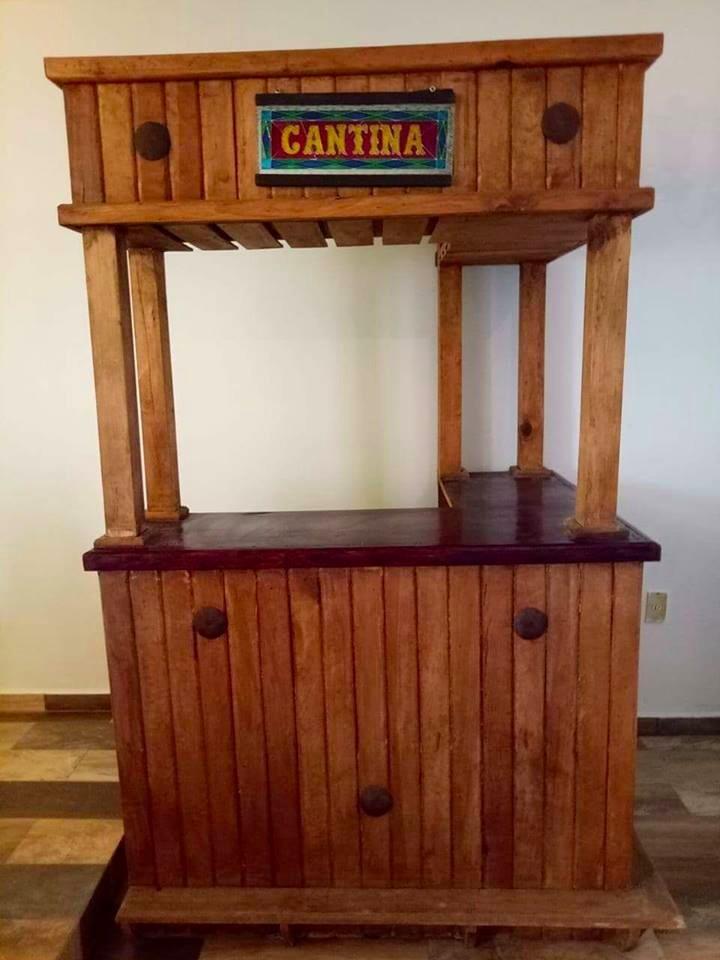 Cantina Rustica   230000 en Mercado Libre