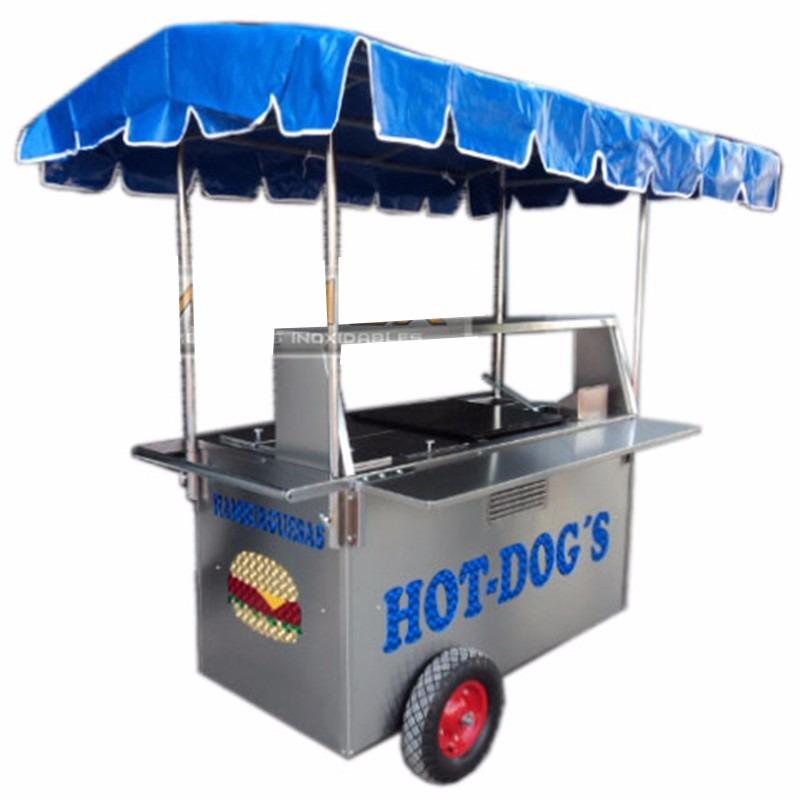 Carro Para Hot Dogs Y Hamburguesas   999000 en Mercado Libre
