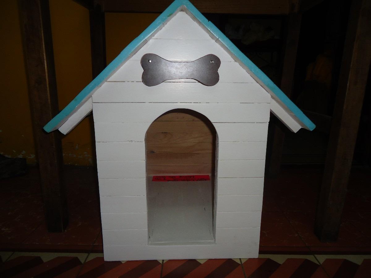 Casa Para Perro De Madera Snoopy Numero 1 Techo Sencillo