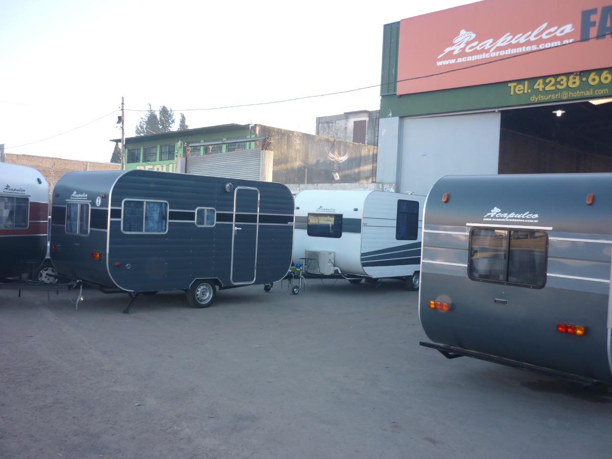 Casa Rodante Acapulco 450 Okm Nueva 5o6 Personas   145000 en Mercado Libre