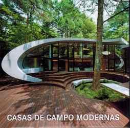 Casas De Campo Modernas Arquitectura Diseño Konemann