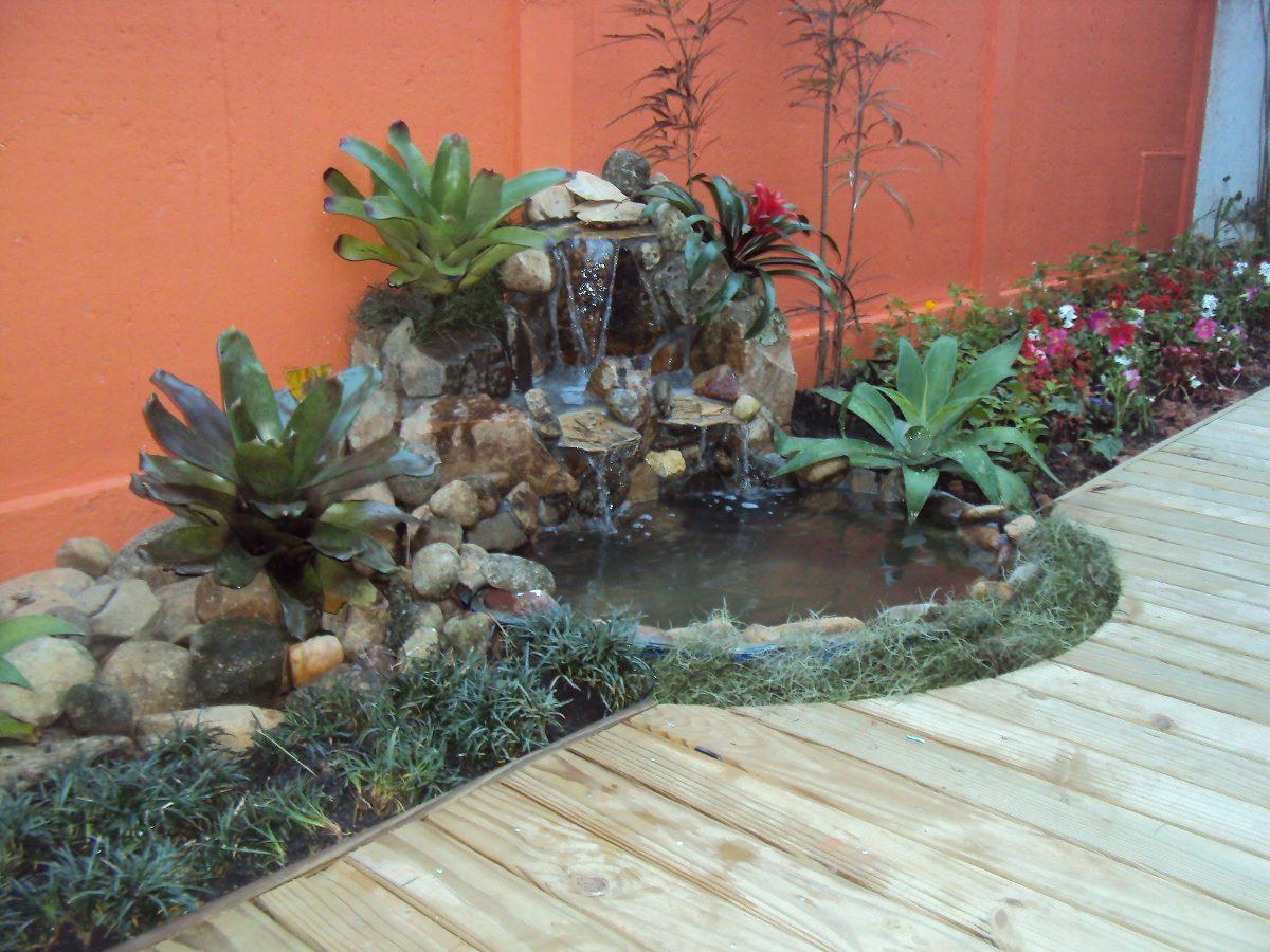 Fuentes Cascadas Para Jardin Interesting Fuentes De Agua