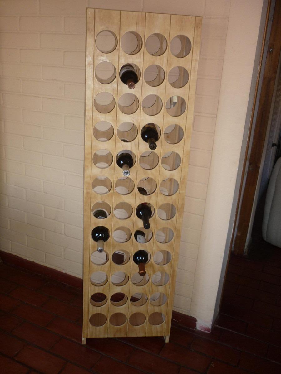 Cava Para Guardar Botellas De Vino Capacidad 48 Botellas