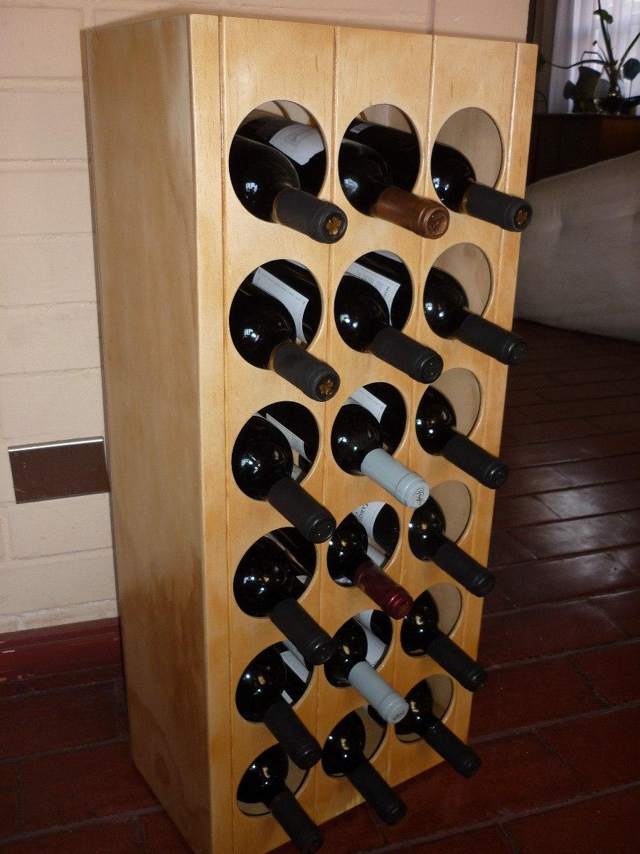 Cava Para Guardar Botellas De Vinocapacidad 18 Botellas