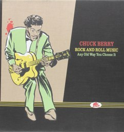 cd chuck berry rock roll music any old way you cho  [ 1162 x 1200 Pixel ]