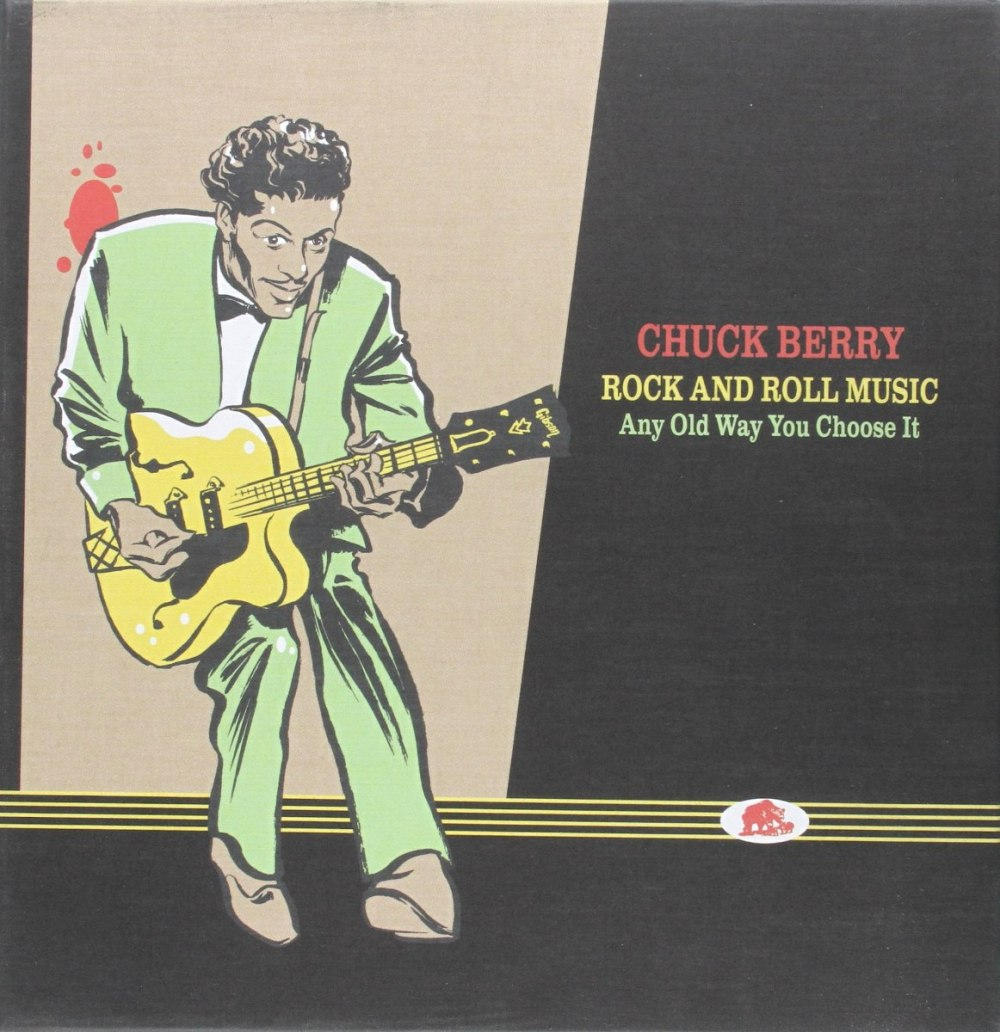 medium resolution of cd chuck berry rock roll music any old way you cho