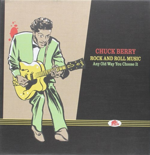 small resolution of cd chuck berry rock roll music any old way you cho