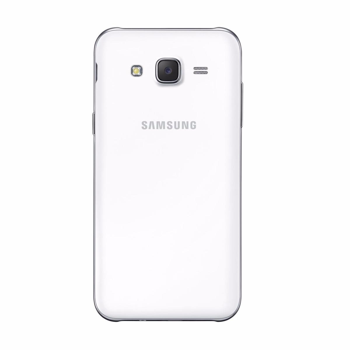 Celular Samsung Galaxy J5 Dual Sim Blanco Garantía 1 Año