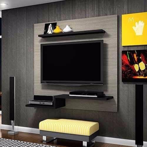 Centro De Entretenimiento Mueble Para Tv  Bs 045 en