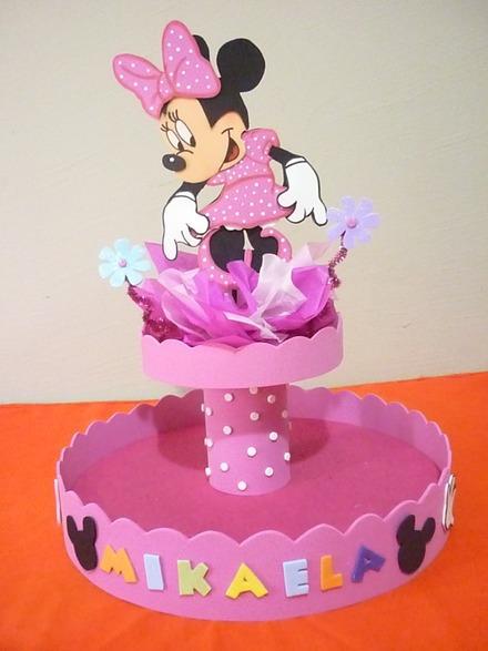 Minnie De Para Baby Shower Arreglos Mouse