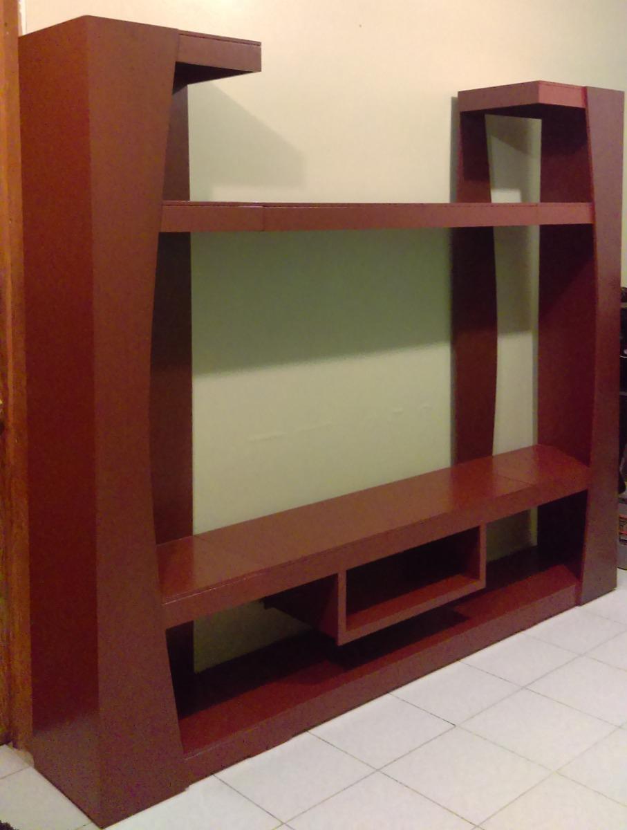 Centro Entretenimiento Mueble Modular Para Sala De Tv