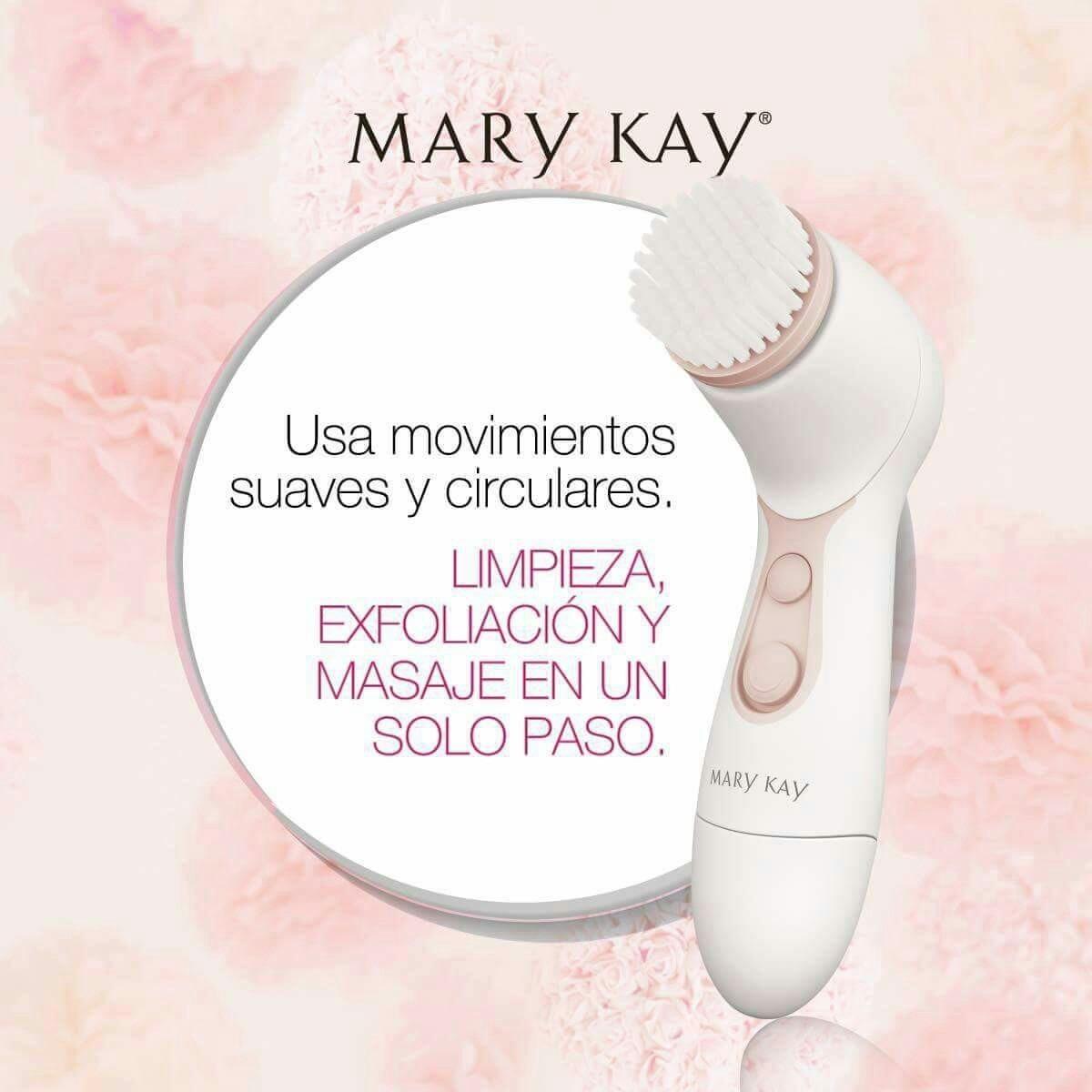 Cepillo Limpiador Facial Skinvigorate Mary Kay   59900