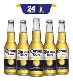 cerveza clara corona extra