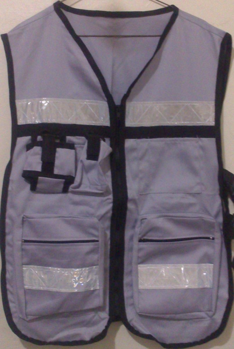 Chaleco De Seguridad Brigadista Reflejanteproteccin Vial   12900 en Mercado Libre