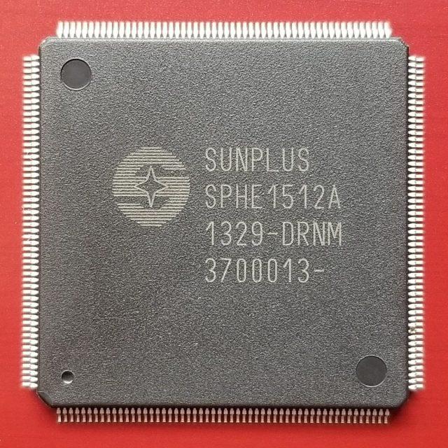 Ci Processador Sunplus Sphe1512a - R$ 85,00 em Mercado Livre