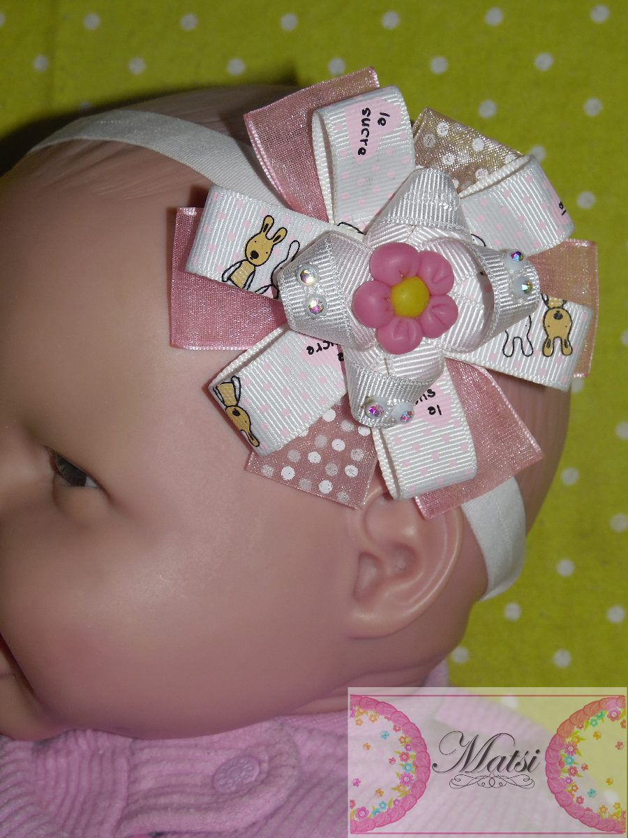 Cintillos Para Bebes Y Nias Varios Modelos   3000 en