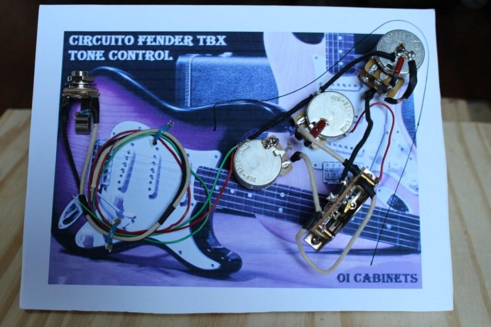 medium resolution of circuito stratocaster fender tbx tone cargando zoom
