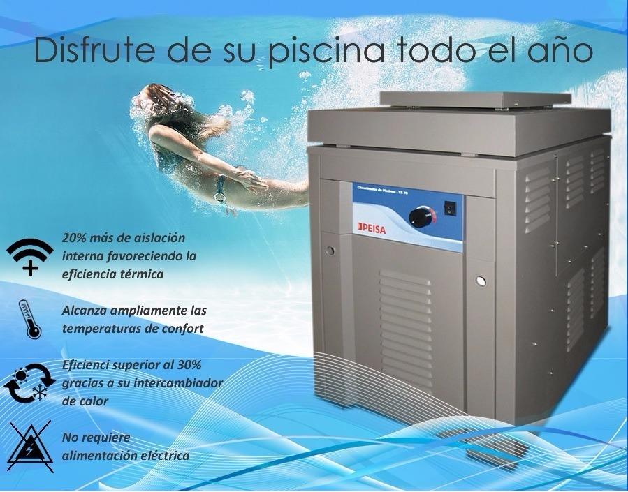 Climatizador Piscina Pileta Peisa Tx 40   8081000 en