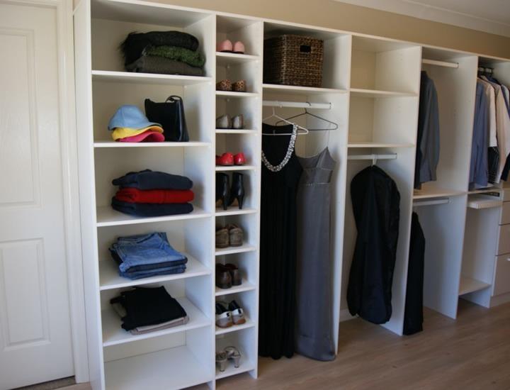 Closet De Melamine A1  Modernos  Diseo Personalizado