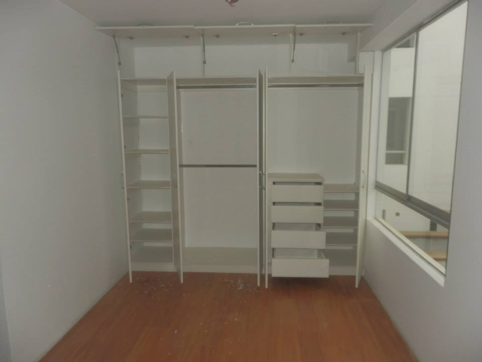 Closet Reposteros Cocina Oficina Muebles De Melamina  S