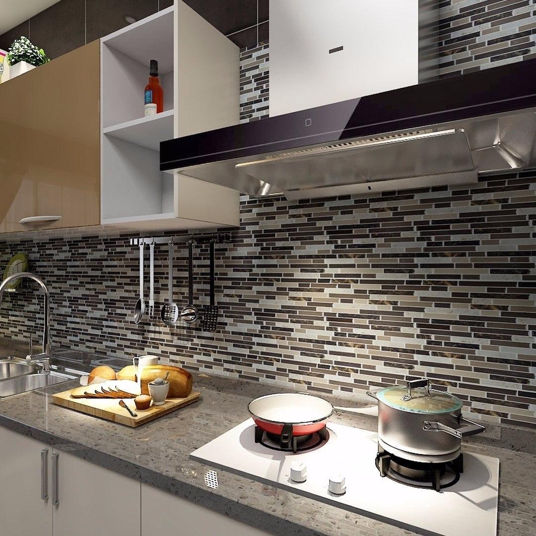 Cocina Bao Living Azulejo Revestimiento Smart Tiles