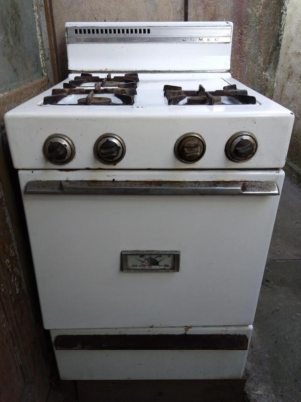 Cocina Domec Usada Funcionando Perfectamente   199999