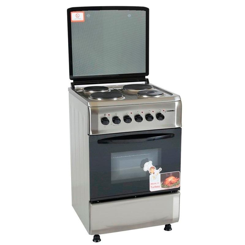 Cocina Elctrica 60cm Horno Elctrico Con Visor   23381