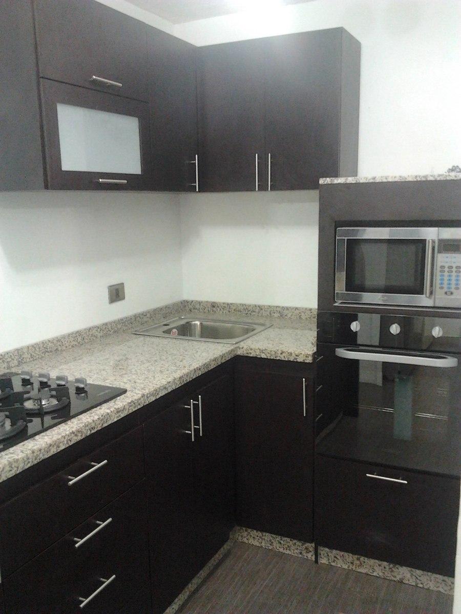 Cocina Empotrada 35 Metros X 6125 Con Tope De Granito