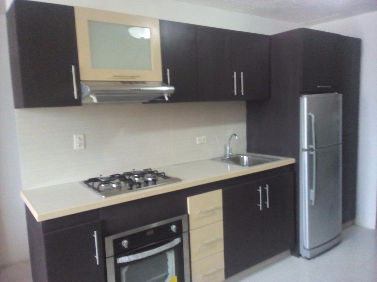 Cocina Empotrada Para Apartamento