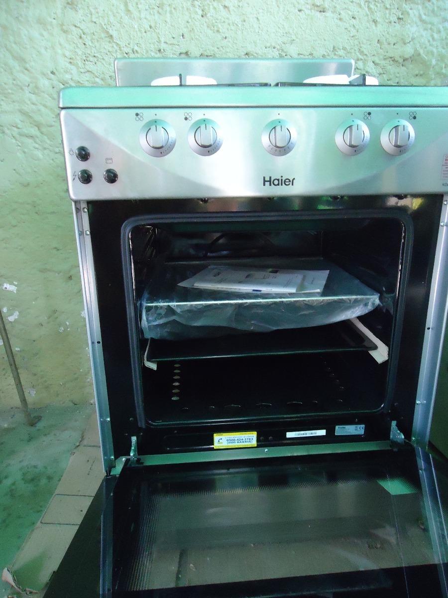 Cocina Hhaiersss 4 Hornillas Nueva De Paquete  Bs 015