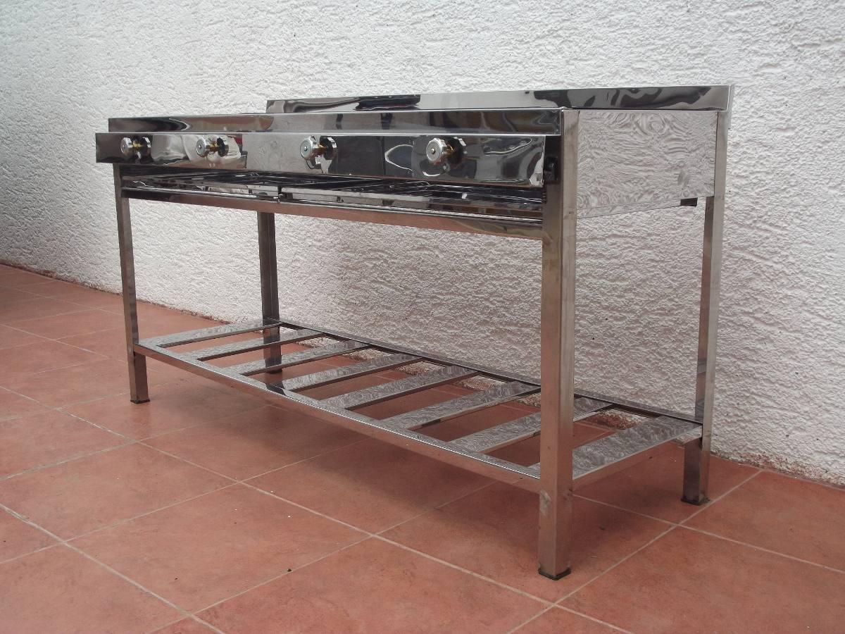Cocina Industrial 4 Quemadores  US 28000 en Mercado Libre
