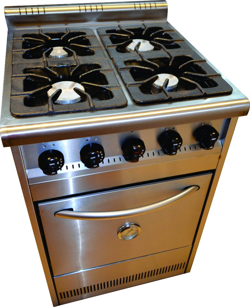 Cocina Industrial Familiar Tecno 4h Luxe Premium Acero Inox   1769900 en Mercado Libre