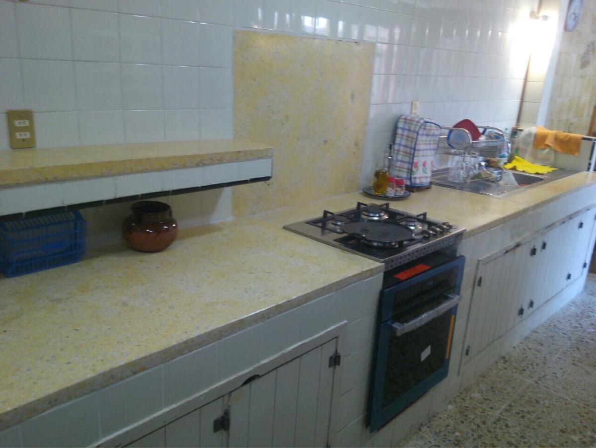 Cocina Integral Granito Vaciado 4cm Grosor Pide Cotizar