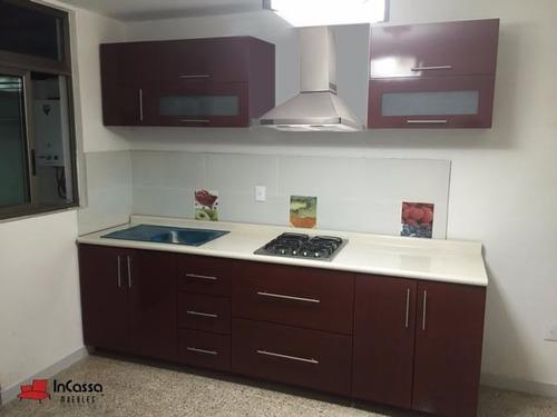 Cocina Integral Minimalista Mod Toledo Para Parrilla 270m