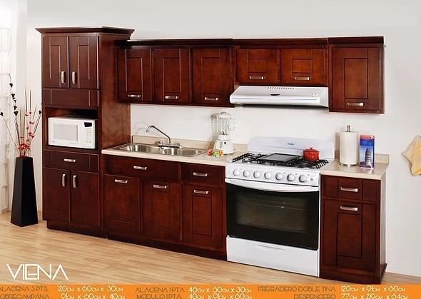 Cocina Integral Viena 240m No Incluye Mueble Para Horno