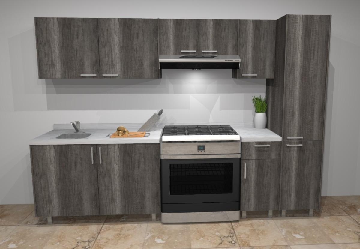 Cocina Integral Nueva Muebles Para Cocina Con Despensero