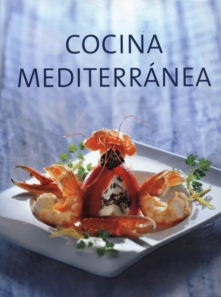 Cocina Mediterrnea  120000 en Mercado Libre