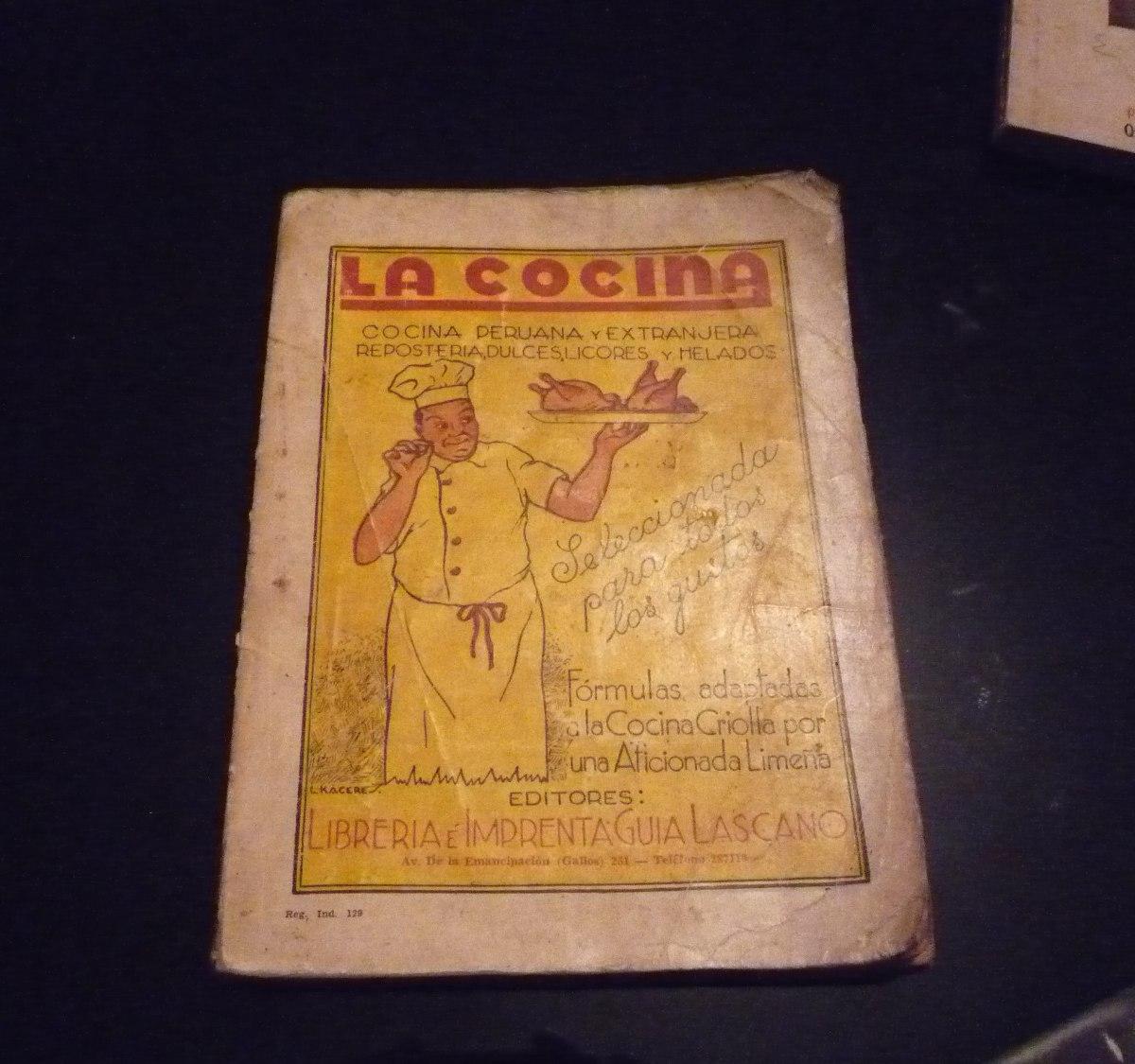 Cocina Peruana Y Extranjera Reposteria Libro Recetario Swt