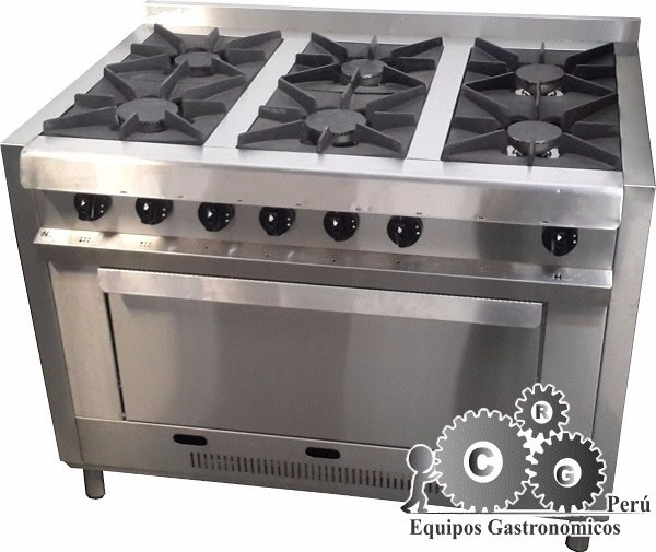 Cocinas Industriales De Acero Inoxidable Con Horno  S 2