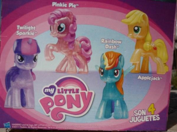 Coleccion Little Pony Hasbro Mc Donalds - 725 00 En Mercado Libre