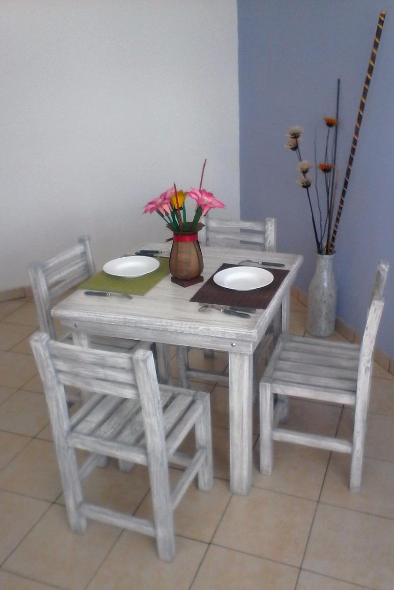 Comedor Vintage Mesa Redonda
