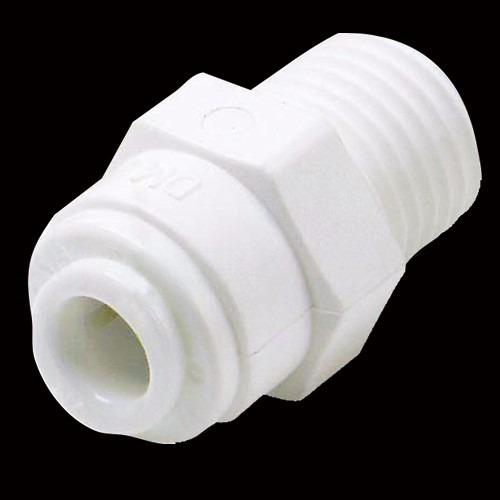 Conector Filtro Agua Rosca Macho 14 Enchufe Manguera 14   10000 en Mercado Libre