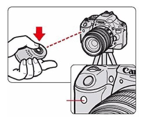 Controle Remoto Disparador Nikon Ml-l3 D7000 D5000 D3000