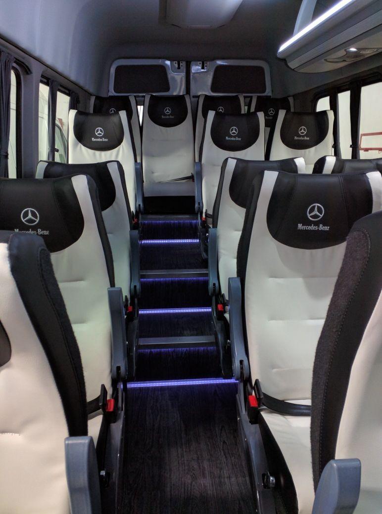 Conversiones Turismo Ambulancia Urbanas Sprinter Crafter