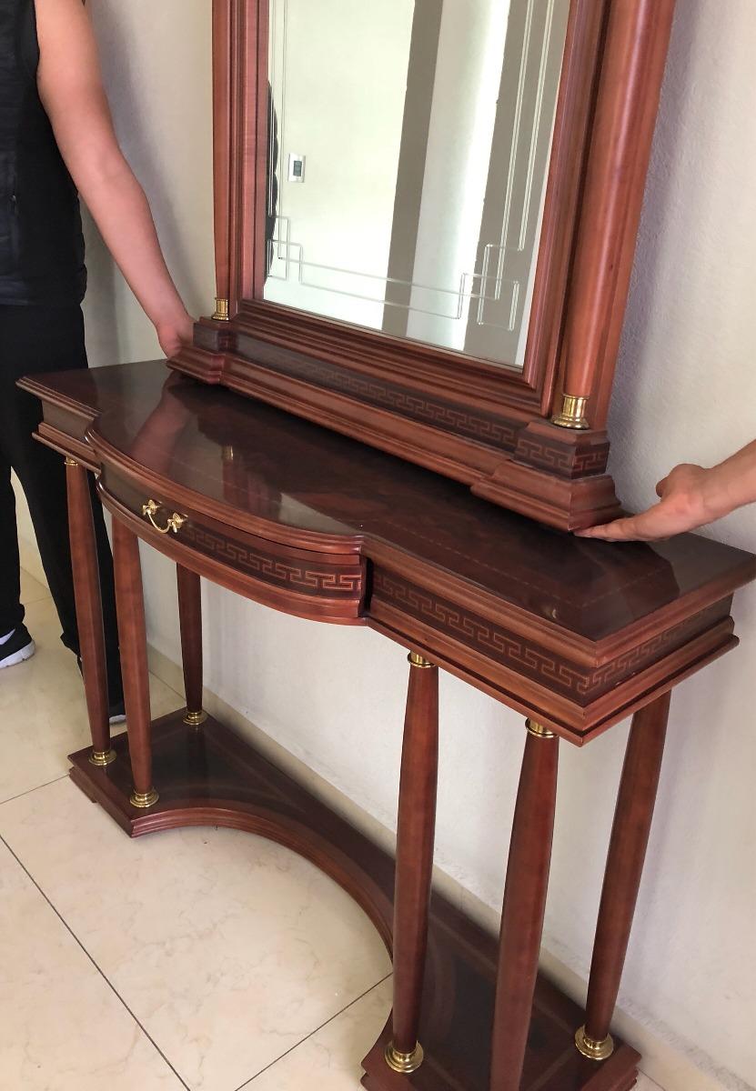 Coqueta Mueble Espejo Maple Madera   1500000 en