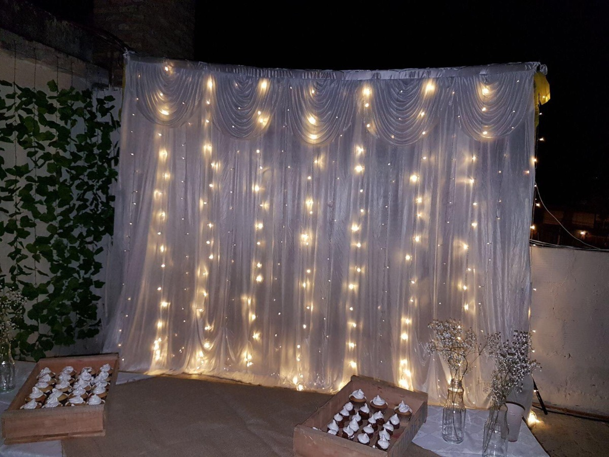 Cortina Led Decoracion