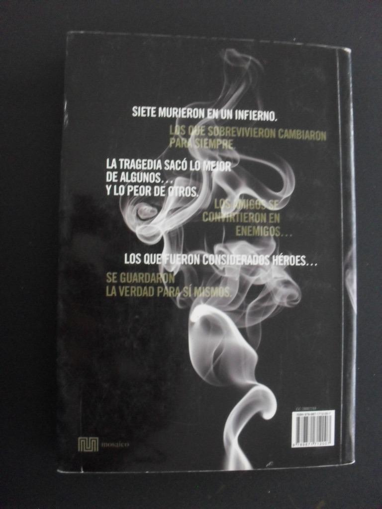 Cortina De Humo Sandra Brown   8900 en Mercado Libre