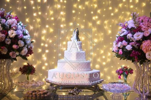 Cortina De Led Casamento Festa 15 Anos Cascata Garantia